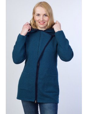 T-459 RR4 WOOL JACKET WITH...