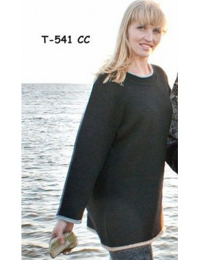 T-541 CC WOOL PULLOVER