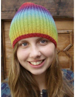 M-95 EQ WOOL HAT RAINBOW