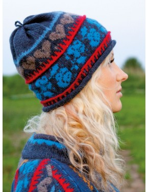 M-105 DD1 WOOL HAT WITH...