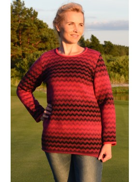 T-597 EYC WOOL PULLOVER...