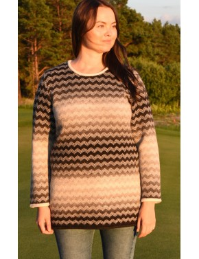 T-597 EC WOOL PULLOVER WITH...