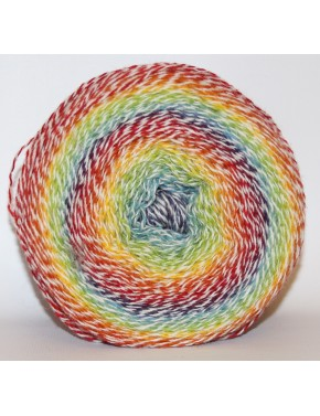 EQA Effectcolored 8/2 yarn...